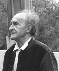Portrait Eduardo Chillida